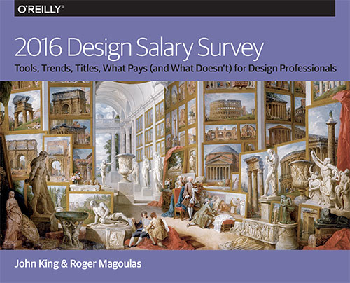 10 Takeaways from the O'Reilly Design Salary Survey